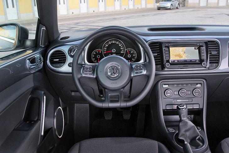 Auto cockpit vw  US-Portal wählt beste Auto-Cockpits - Bilder - autobild.de