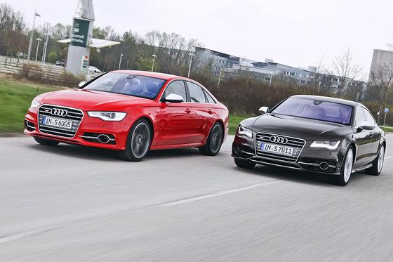 Video: Audi S6/Audi S7