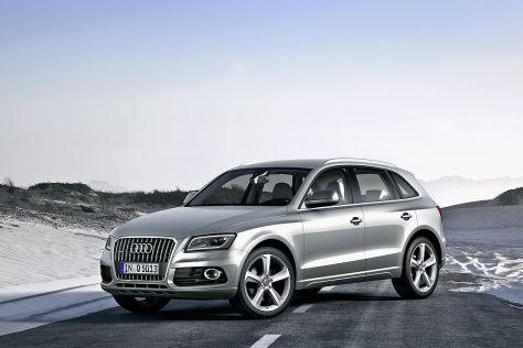 Audi Q5 (2013)