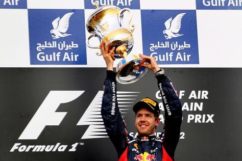 Formel 1: GP Bahrain 2012