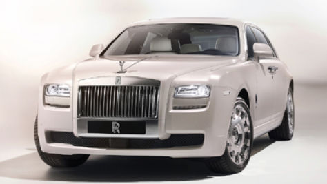 Rolls-Royce Six Senses: Auto China 2012
