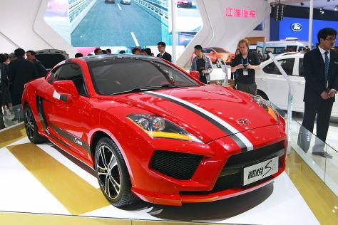 Auto China 2012: Die Chinesen