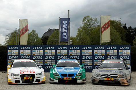 Vorschau: DTM 2012