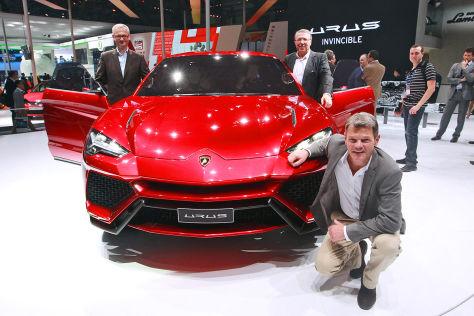 Auto China 2012: Tops und Flops