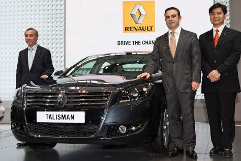 Renault Talisman Peking 2012