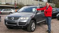 VW Touareg: Gebrauchtwagen-Test