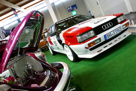 Tuning World 2012 Youngtimer