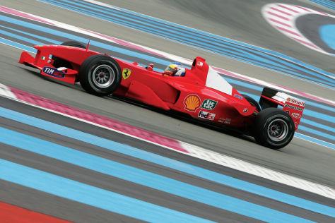 Ferrari F1-2000 von Michael Schumacher
