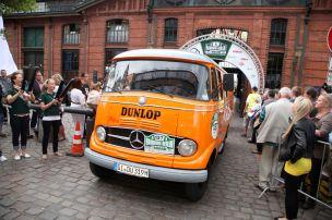 Dunlop setzt auf Tradition