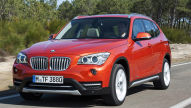 BMW X1 Facelift 2012: Preise