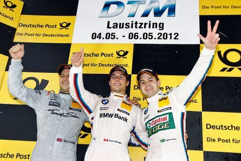 DTM Lausitzring 2012