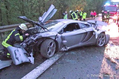 Sportwagen-Unfälle Mai 2012