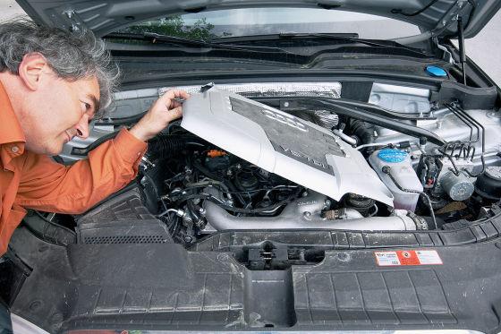 Audi Q5 3 0 Tdi Im Dauertest Autobild De