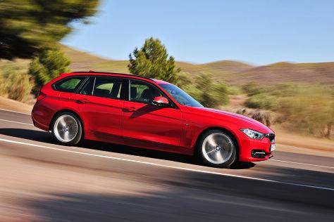 BMW 3er 330d Touring