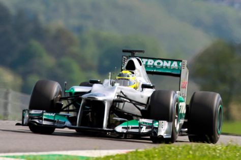 Vorschau: Formel 1 Barcelona