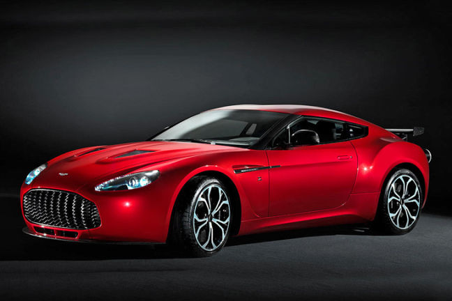 Video: Aston Martin V12 Zagato