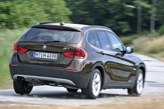 bmw x1 xdrive 18d im dauertest. Black Bedroom Furniture Sets. Home Design Ideas