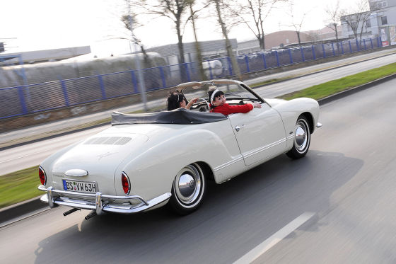 beliebter klassiker vw karmann ghia typ 14 cabrio. Black Bedroom Furniture Sets. Home Design Ideas