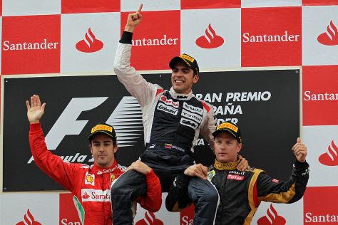Formel 1 GP Spanien 2012