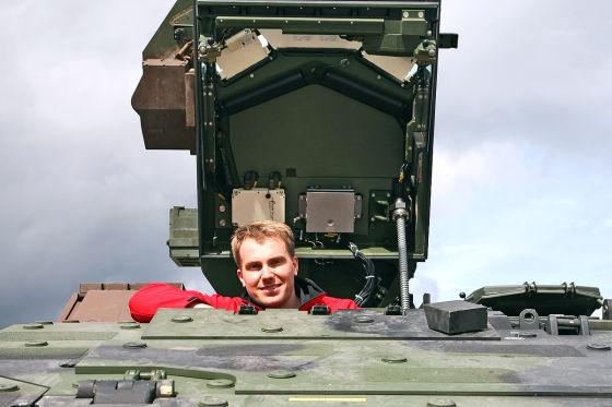 GTK Boxer Truppentransporter