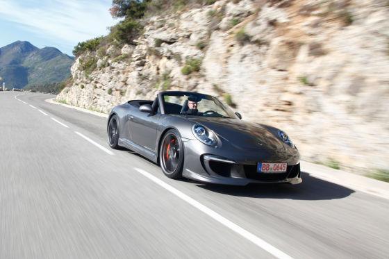 Gemballa 911 GT Cabrio