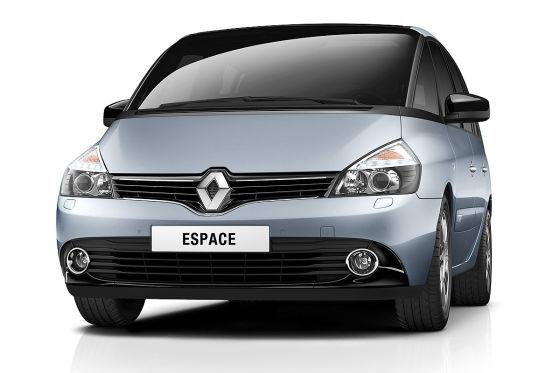 Renault Espace (2012)