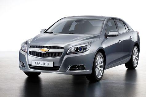 Chevrolet Malibu: Deutscher Marktstart