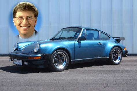Porsche 911 Bill Gates