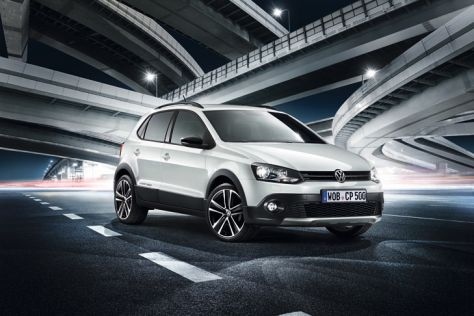 "VW CrossPolo ""Urban White"""