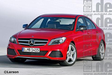 Mercedes C-Klasse: Vorschau
