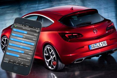 PowerApp für Opel Astra OPC 2012