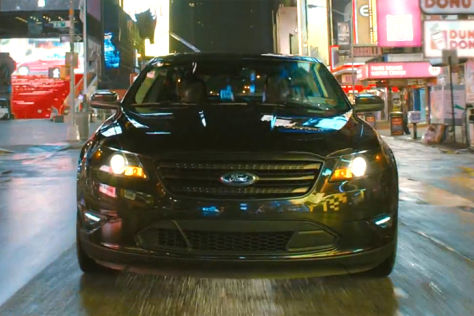 Ford Taurus SHO im Film Men in Black 3