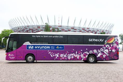 Deutscher Teambus 2012