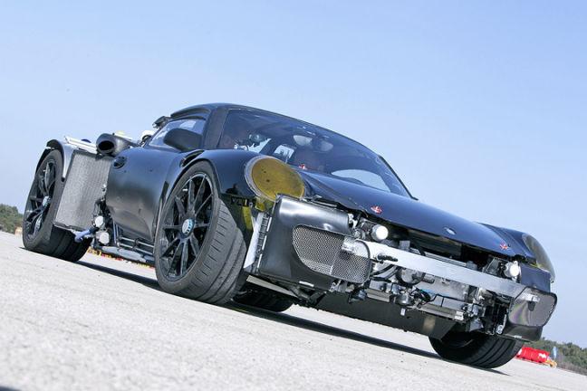 Video: Porsche 918 Spyder