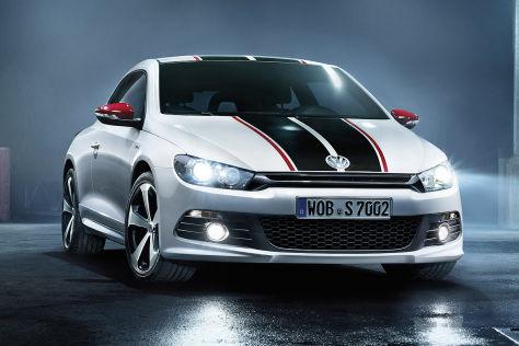 VW Scirocco GTS: Vorstellung