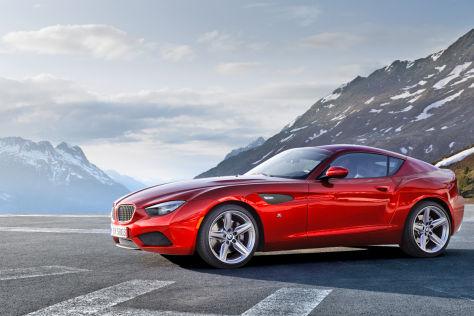 BMW Zagato Coupé 2012