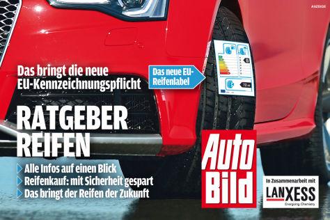 Ratgeber Reifen: Das neue EU-Reifenlabel