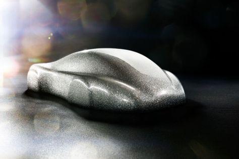 Weltpremiere: Gemballa Diamant-Lack