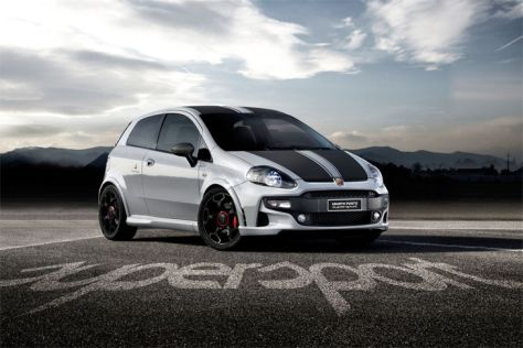 Abarth Punto SuperSport: