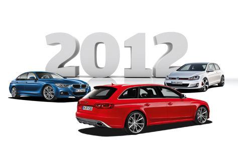 Der Auto-Kalender 2011