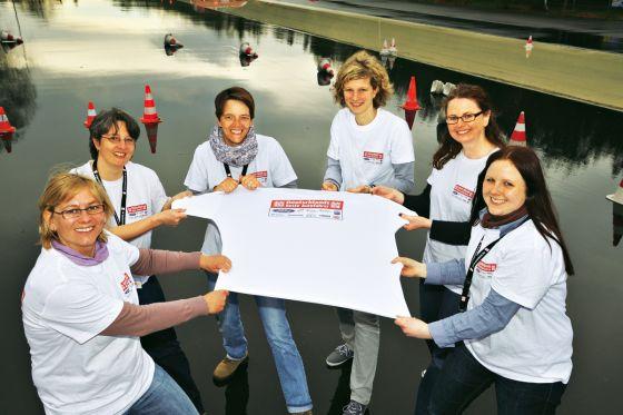 DbA 2012: Die Frauen reißen sich um den Titel