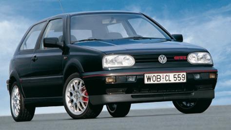 VW Golf GTI III