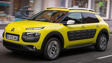 Citroën C4 Cactus Citroën C4 Cactus