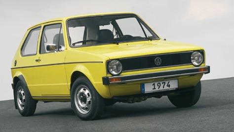 VW Golf I (Typ 17)
