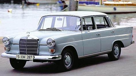 Mercedes W 110 Mercedes W 110