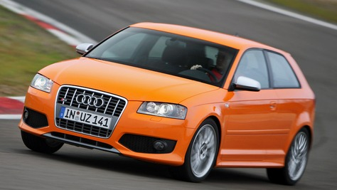 Audi S3 8P - autobild.de