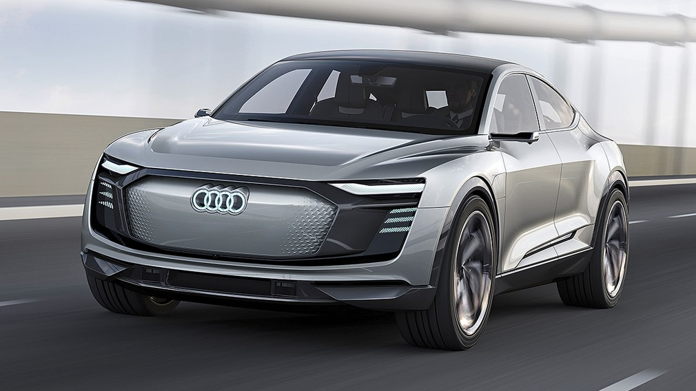 Audi e-tron Sportback Audi e-tron Sportback © Audi AG