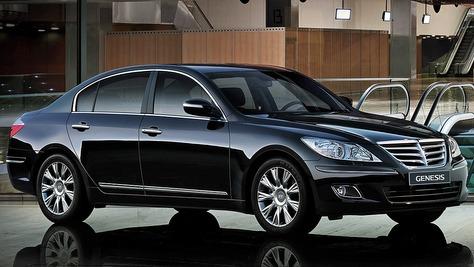Hyundai Genesis I (BH)