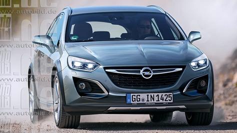 Opel Astra Country Tourer  Opel Astra Country Tourer