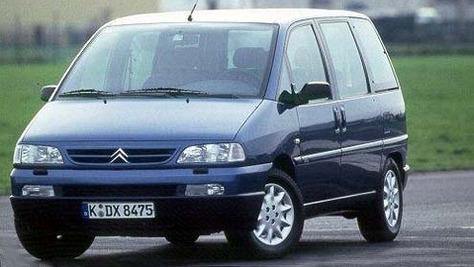 Citroën Evasion Citroën Evasion